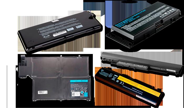 Reparación de baterías de portátiles tenerife