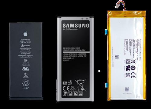 reparación batería móvil tenerife