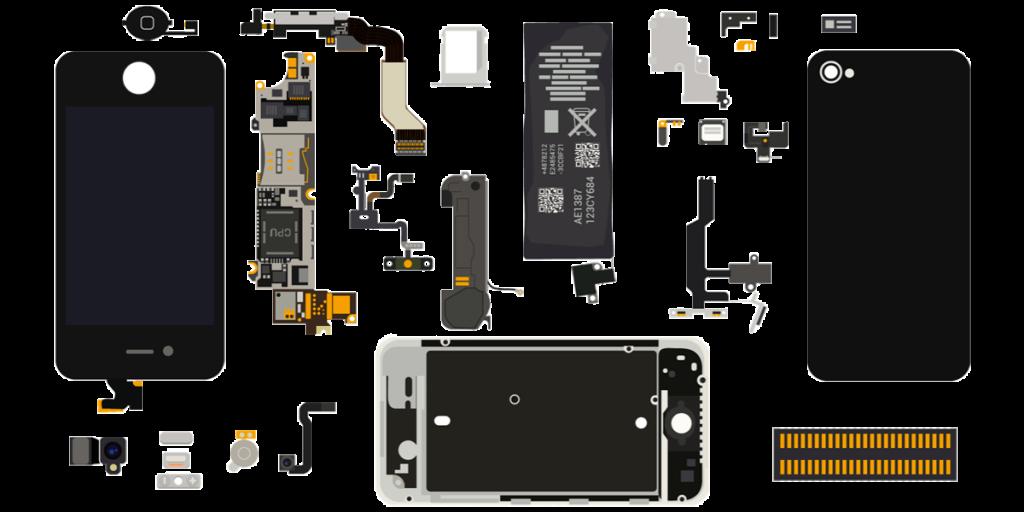 Reparación móviles en tenerife